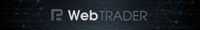 Trade using the updated WebTrader terminal