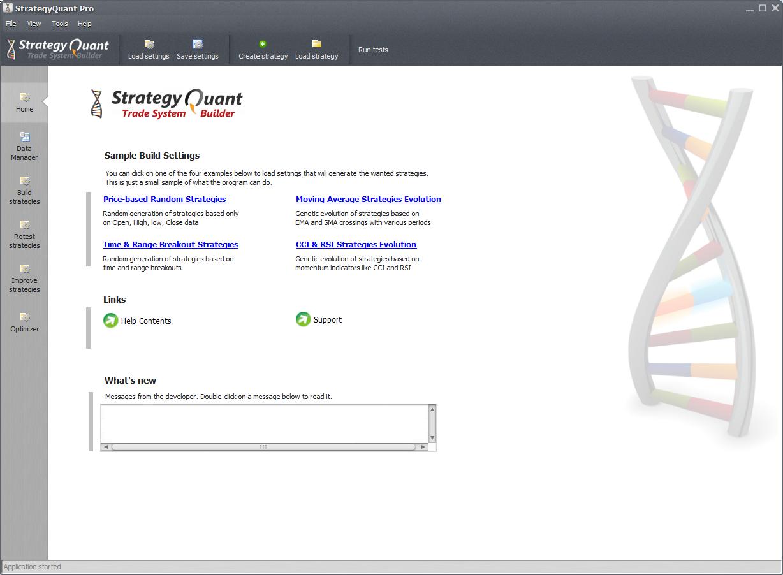 Forex quantitative trading strategies